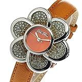 フォリフォリ FOLLI FOLLIE クオーツ レディース 腕時計 WF5T009SPO-OR オレンジ [並行輸入品]