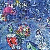 Chagall 2018 Broschuerenkalender