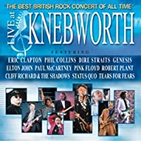 Live at Knebworth 1990 by Various Artists (2010-03-23)