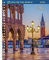 Italy Engagement Calendar 2018 [並行輸入品]