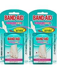 【まとめ買い】BAND-AID(バンドエイド) タコ?ウオノメ保護用 足の指用 8枚×2個
