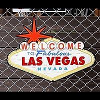 アメリカンスティールサイン「Welcome to Las Vegas」 PS-223 /ラスベガス/メタルサイン・看板/アメリカン雑貨/
