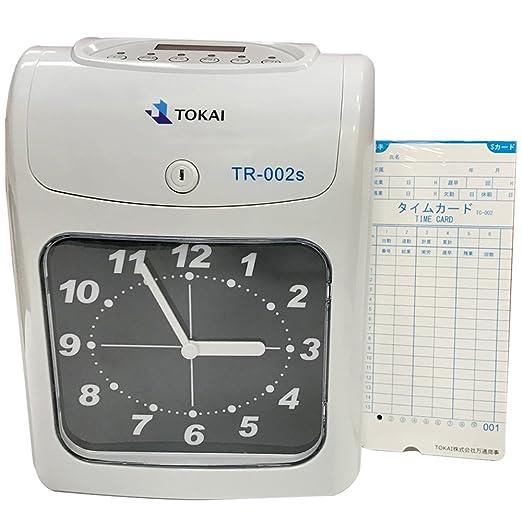 TOKAI タイムレコーダー TR-002S
