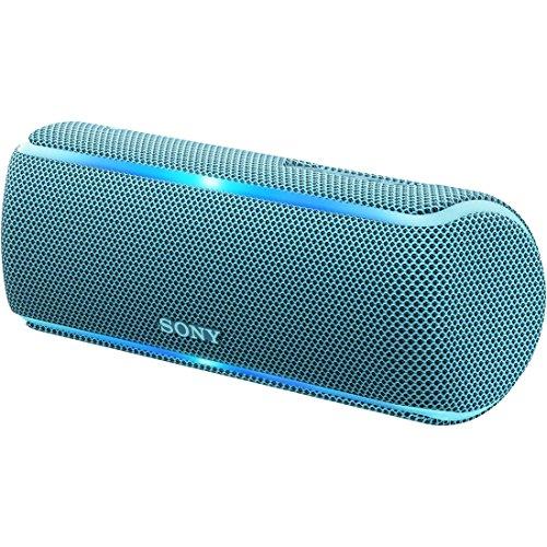 ソニー SONY ワイヤレスポータブルスピーカー SRS-XB21 : 防水・防塵・防錆/Bluetooth/専用スマホアプリ対...