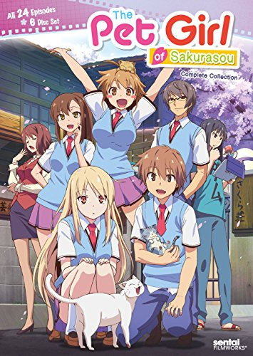 Pet Girl of Sakurasou: Complete Collection [DVD] [Import]