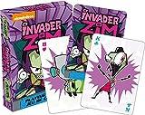 Aquarius Invader Zim Playing Cards