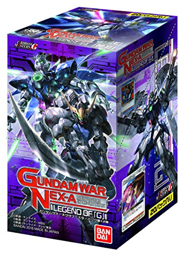 GUNDAM WAR NEX-A 第12弾ブースターパック LEGEND OF 『G』【BO-12】(BOX)