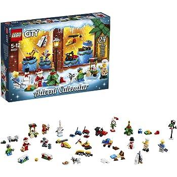 乐高(LEGO) 城市 2018个性化日历 乐高(R)城市 60201