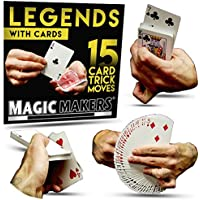 Magic Makers, Inc. Presents Legend with Cards Dvd, Featuring Kris Nevling by Magic Makers