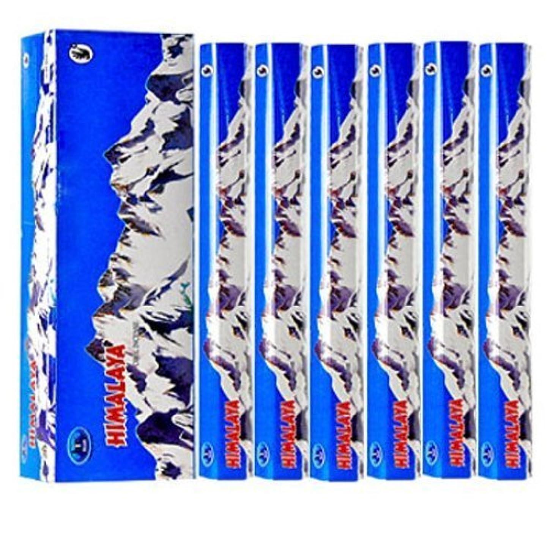 かりて市町村収穫Himalaya – 120 Sticksボックス – Bic Incense