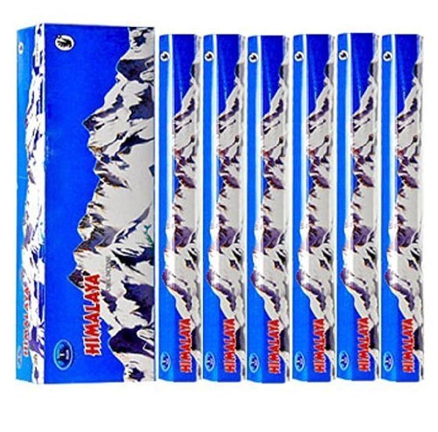 成長ピルファー民間Himalaya – 120 Sticksボックス – Bic Incense