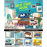 史努比 Snoopy ' s West Coast House Box 商品 Box = 8个入全8种