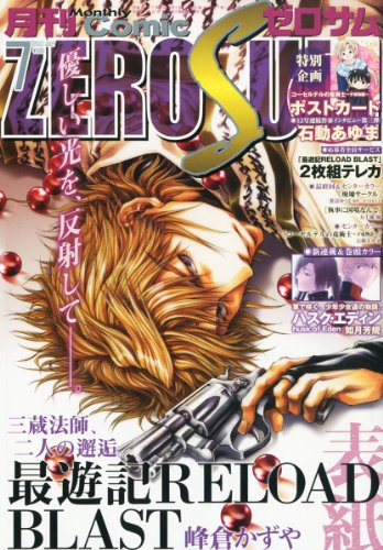 Comic ZERO-SUM (コミック ゼロサム) 2012年 07月号