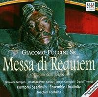Puccini SR: Messa Di Requiem by Saarlouis