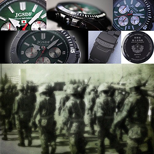 腕時計 KENTEX ケンテックス JSDF 陸上自衛隊モデル va- S690M-01-ken 防水 収納ケース付 ベルト