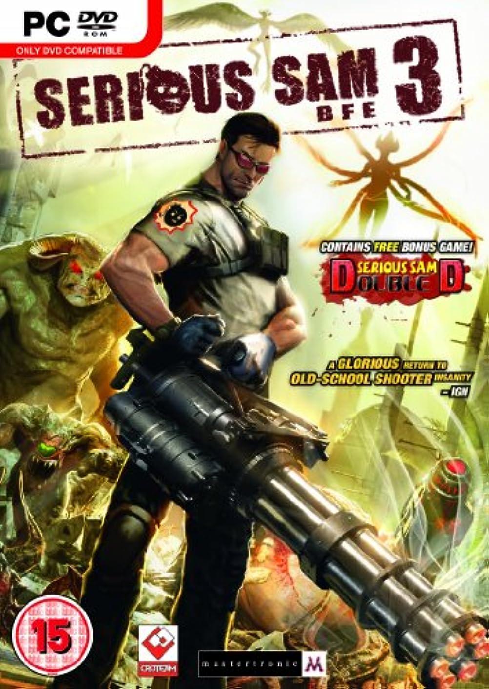 起こる不十分パーチナシティSerious Sam 3 BFE (PC) (輸入版)