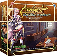 Argent: Mancers of the University Exp -AR002