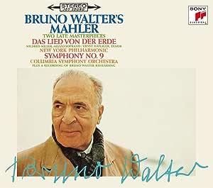 マーラー:交響曲第1番「巨人」・第2番「復活」・第9番・大地の歌(完全生産限定盤)