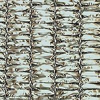 【1本】 2m × 50m シルバーグレー 遮光率85~90% ダイオラッセル 遮光ネット 2000SG 寒冷紗 ダイオ化成 タ種 代不