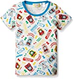 (トーマス)Thomas(トーマス) トーマスプリントTシャツ 160301 82 ブルー 95