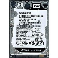 wd3200bekt-60ka9t0WesternデジタルDCM : hbntjbbb 320GB