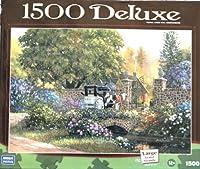 Gatekeeper's Cottage 1500 Piece Deluxe Puzzle (80cm X 60cm)