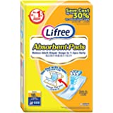 Lifree Absorbent Pads, 18 Count