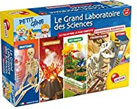 Lisciani Giochi - A1402795 - Jeu Educatif - Grand Laboratoire Des Sciences [並行輸入品]