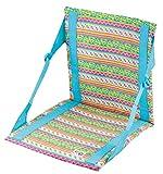 キャプテンスタッグ スーパーマン ワーナーブラザーズ 椅子 チェア FD マット ODポップUY-5015