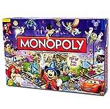 モノポリー ディズニーテーマパークエディション 最新版 日本未発売