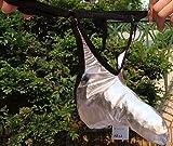 シルバーのセクシー下着 メンズ やわらか象さんポーチ型のGストリングショーツ/エレファント/見せパン