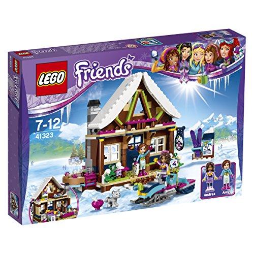 """レゴ(LEGO)フレンズ スキーリゾート""""スノーロッジ"""