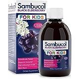 Sambucol Black Elderberry Syrup for Kids, 7.8 Ounce Bottle