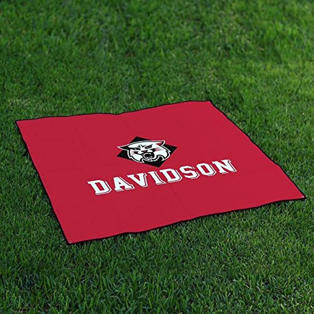 座標郡ペネロペDavidson College WildcatsテールゲートBlanket Legacy