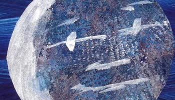 2011年6月16日の皆既月食の動画