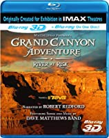 Grand Canyon Adventure: River at Risk 3d [Blu-ray] [Import]