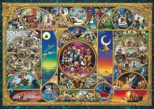 ディズニーシリーズ 108ピース ディズニー・キャラクター・ワールド D-108-876