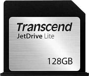 "Transcend Macbook Air専用 SDスロット対応拡張メモリーカード 128GB for Macbook Air 13"" (Late 2010 ~ 2017)対応 TS128GJDL130"
