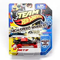 Team Hot Wheels High Speed Wheels - Dune It Up (Black and Red) [並行輸入品]