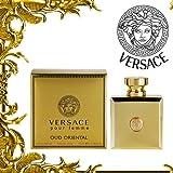 VERSACE(ヴェルサーチ) 香水 ウード オリエンタル オードパルファム スプレー -- 100ml/3.4oz [並行輸入品]