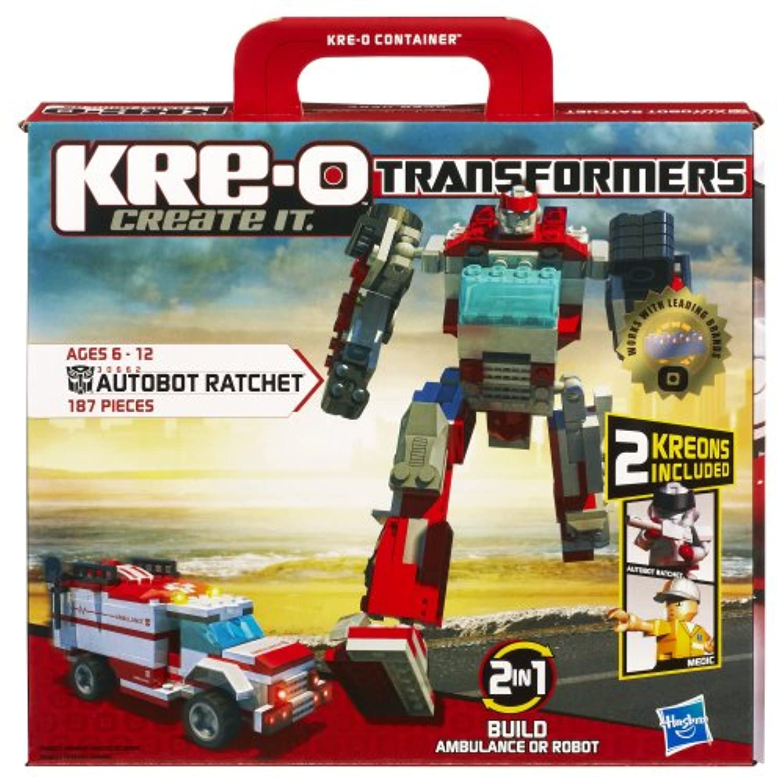 Kre-O トランスフォーマーラチェット ブロック組み立てセット【30662】