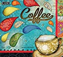 Lang Coffee 2019 Wall Calendar Office Wall Calendar (19991001853) 並行輸入品