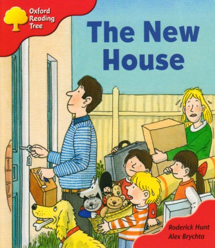 Oxford Reading Tree: Stage 4: Storybooks: the New Houseの詳細を見る