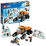 LEGO City Arctic Scout Truck 60194 Building Kit (322 Piece), Multicolor