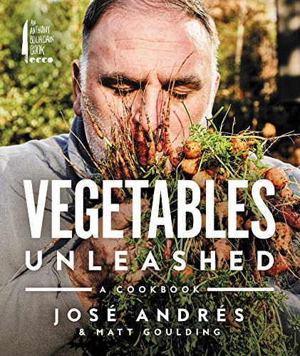 Vegetables Unleashed: A Cookbook (English Edition)