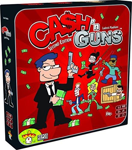 キャッシュ&ガンズ(第2版)(Cash'n Guns Second Edition) -