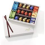 母の日カード付【公式】リンツ (Lindt) チョコレート 母の日 プレゼント お菓子 ピック&ミックスギフトコレクション ショッピングバッグM付