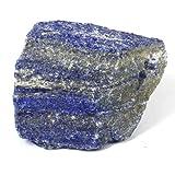 アフガニスタン産 ラピスラズリ 原石 置物 結晶 鉱物標本〔 天然石 パワーストーン アクセサリー 〕
