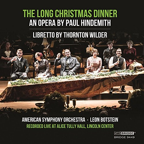 Hindemith: the Long Christmas