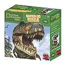 3Dジグソーパズル ティラノサウルスレックス 150ピース